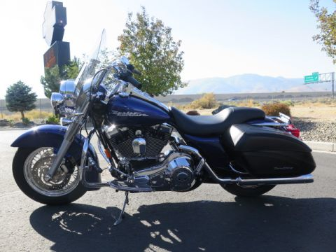 Pre-Owned 2006 Harley-Davidson Touring Road King Custom FLHRS