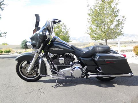 Pre-Owned 2009 Harley-Davidson Touring Street Glide FLHX