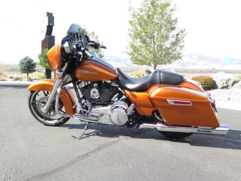 Pre-Owned 2014 Harley-Davidson Touring Street Glide Special FLHXS