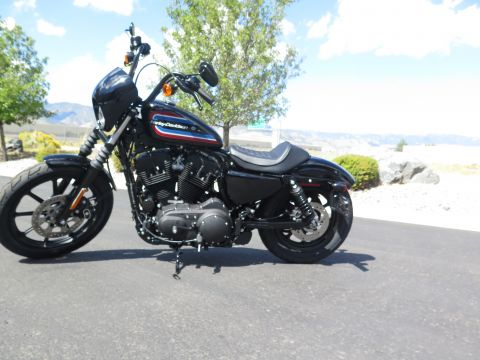 New 2020 Harley-Davidson Iron 1200 Sportster XL1200NS